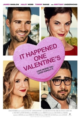 Poster of It Happened One Valentine's