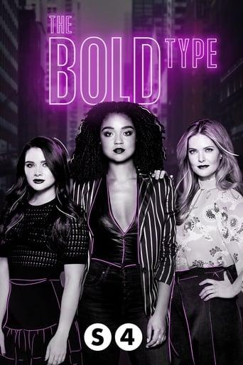 The Bold Type 4ª Temporada - Poster