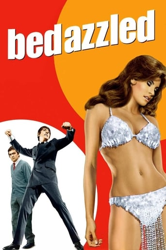 Bedazzled (1967) - poster