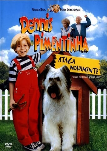 Poster of Dennis, o Pimentinha Ataca Novamente