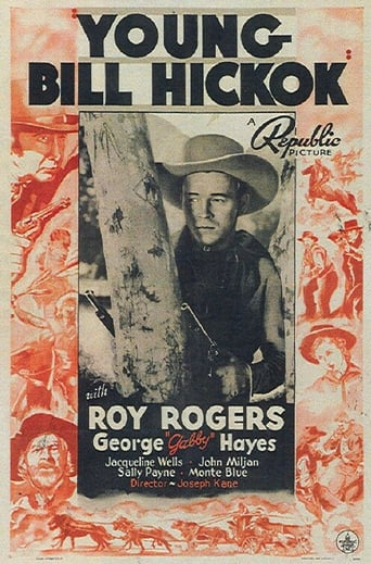 Poster of Young Bill Hickok