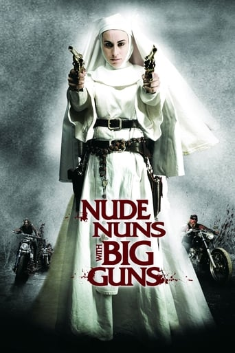 Nude Nuns with Big Guns Poster