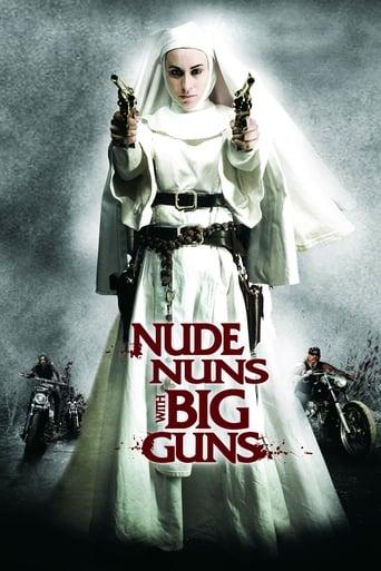 Nude Nuns with Big Guns Poster