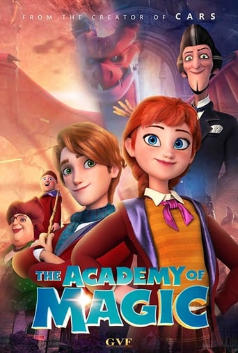 The Academy of Magic Poster