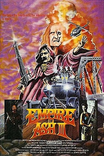 Poster of Empire of Ash III