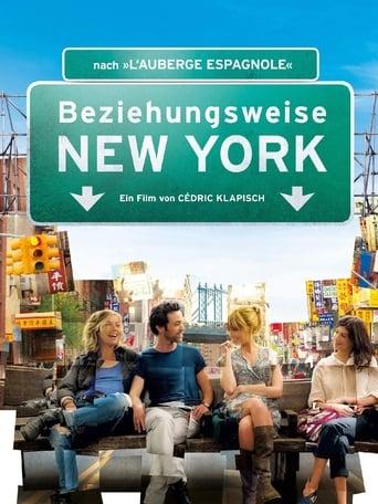 Beziehungsweise New York - Komödie / 2014 / ab 6 Jahre