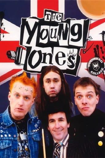 Poster of Los jóvenes