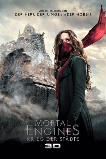 Jihae Leistung in Mortal Engines: Krieg der Städte