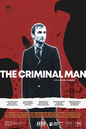 Watch The Criminal Man 2020 full online free