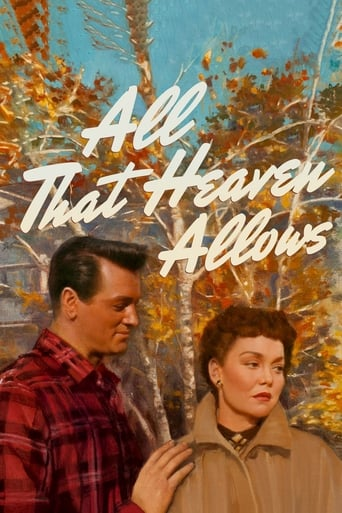 All That Heaven Allows (1955) - poster