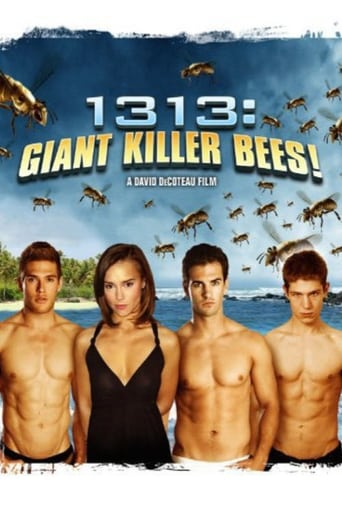 Poster of 1313: Giant Killer Bees!