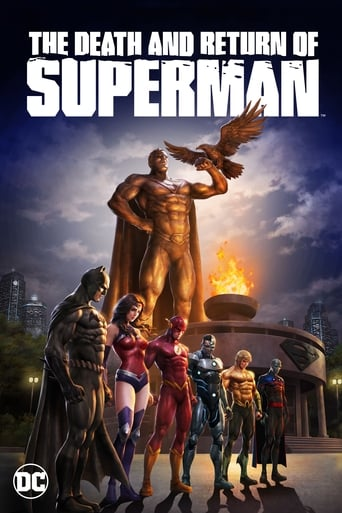 Poster of The Death and Return of Superman
