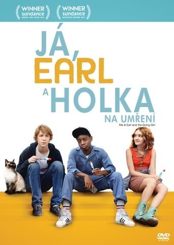 Poster of Já, Earl a holka na umření