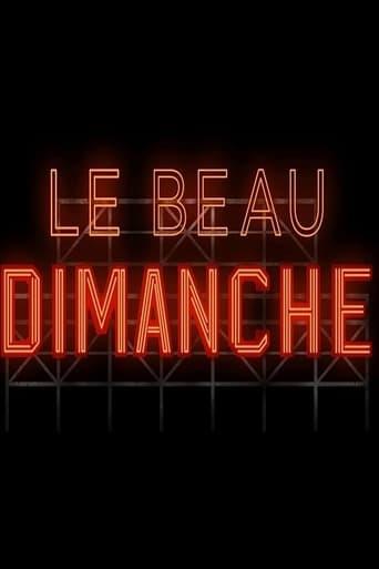 Poster of Le beau dimanche