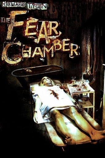 Poster of The Fear Chamber
