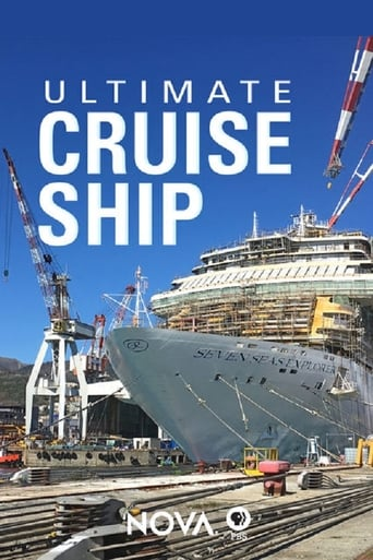 Poster of Ultimate Cruise Ship