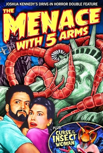 Watch The Menace with Five Arms Online Free Putlocker
