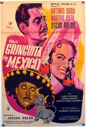 Watch Una gringuita en México Free Movie Online