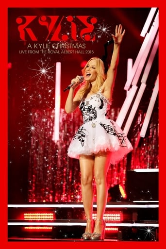 Poster of Kylie Minogue: A Kylie Christmas Live at the Royal Albert Hall