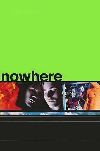 Poster of Nowhere