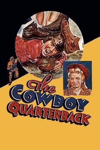 Poster of The Cowboy Quarterback