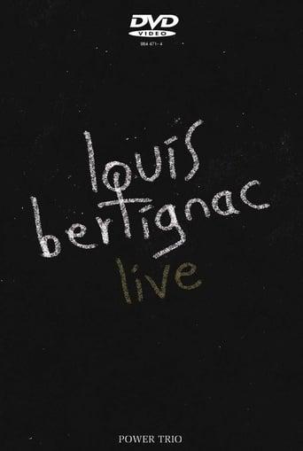 Louis Bertignac - Live Power Trio