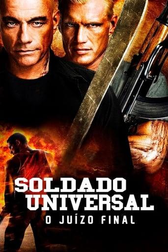Soldado Universal 4 - Juízo Final - Poster