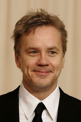 Tim Robbins alias Andy Dufresne