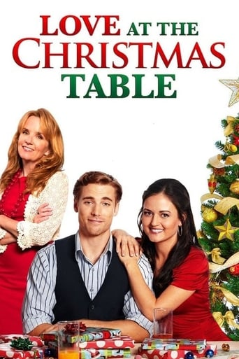 Love at the Christmas Table (2012) - poster