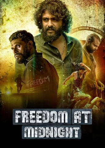 Poster of Freedom at Midnight