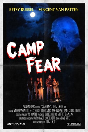 Poster of Camp Fear