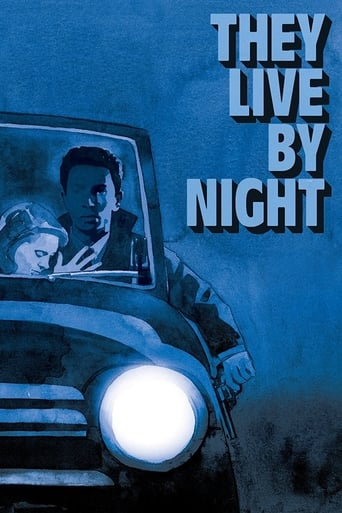 Poster of They Live by Night