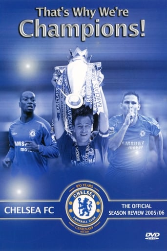 Poster of Chelsea FC - Season Review 2005/06
