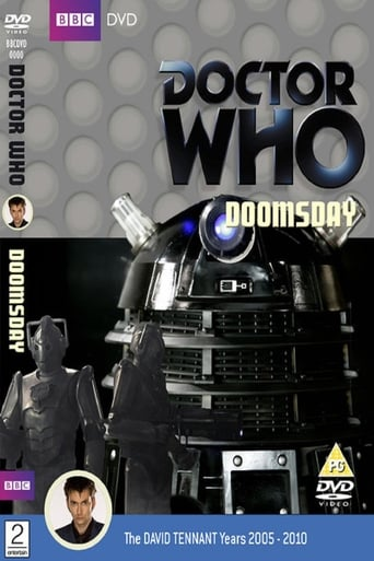 Poster of Doctor Who: Doomsday fragman