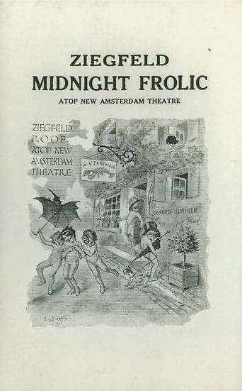 Poster of A Ziegfeld Midnight Frolic