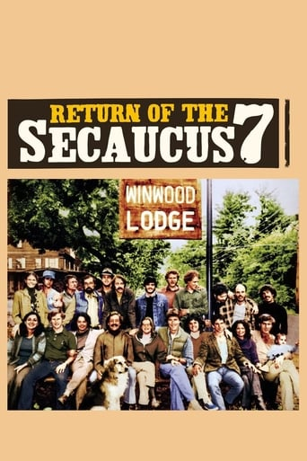 Poster of Return of the Secaucus Seven
