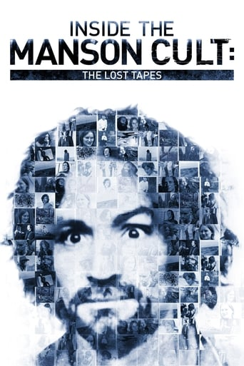 Poster of Inside the Manson Cult: The Lost Tapes