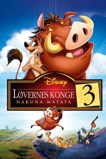 Løvernes konge 3 - Hakuna Matata