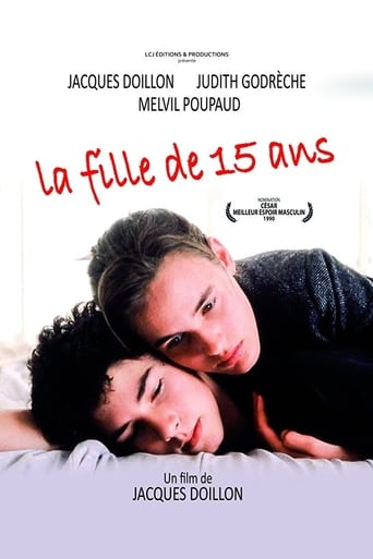 Poster of The 15 Year Old Girl