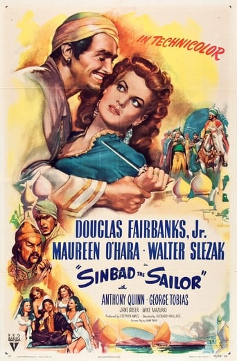 Poster of Sinbad, the Sailor