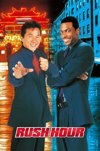 Poster of Rush Hour