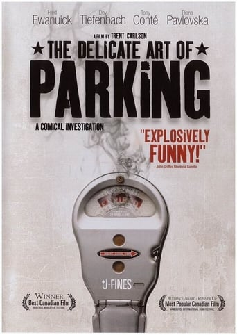 Poster of The Delicate Art of Parking