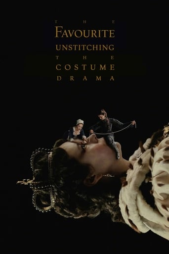 Poster of The Favourite: Unstitching the Costume Drama