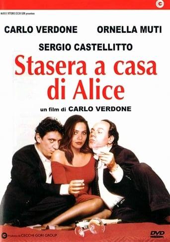 Poster of Stasera a casa di Alice