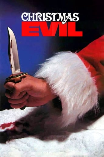 Christmas Evil (1980) - poster