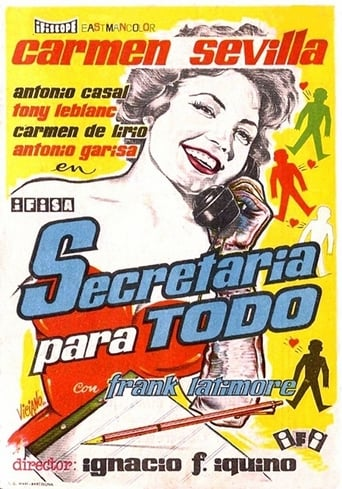 Watch Secretaria para todo full movie downlaod openload movies