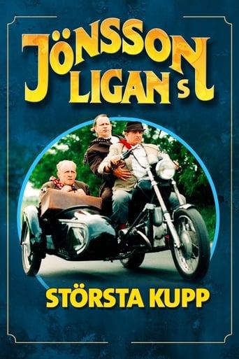 Poster of Jönssonligans största kupp
