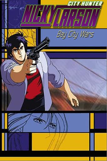 Poster of City Hunter: Bay City Wars