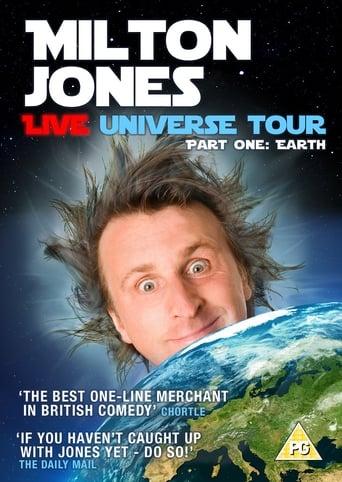 Milton Jones: Live Universe Tour: Part One: Earth