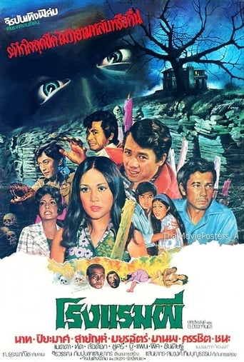 Poster of Ghost Hotel